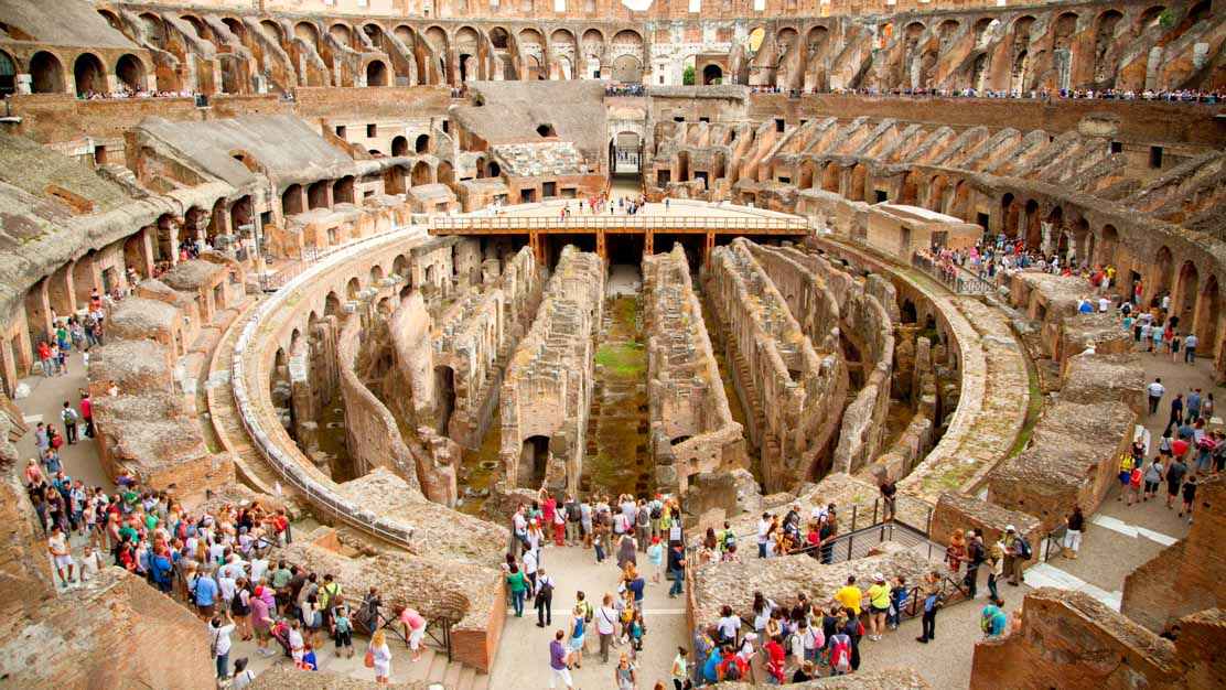 Colosseum Rome - Book Tickets & Tours