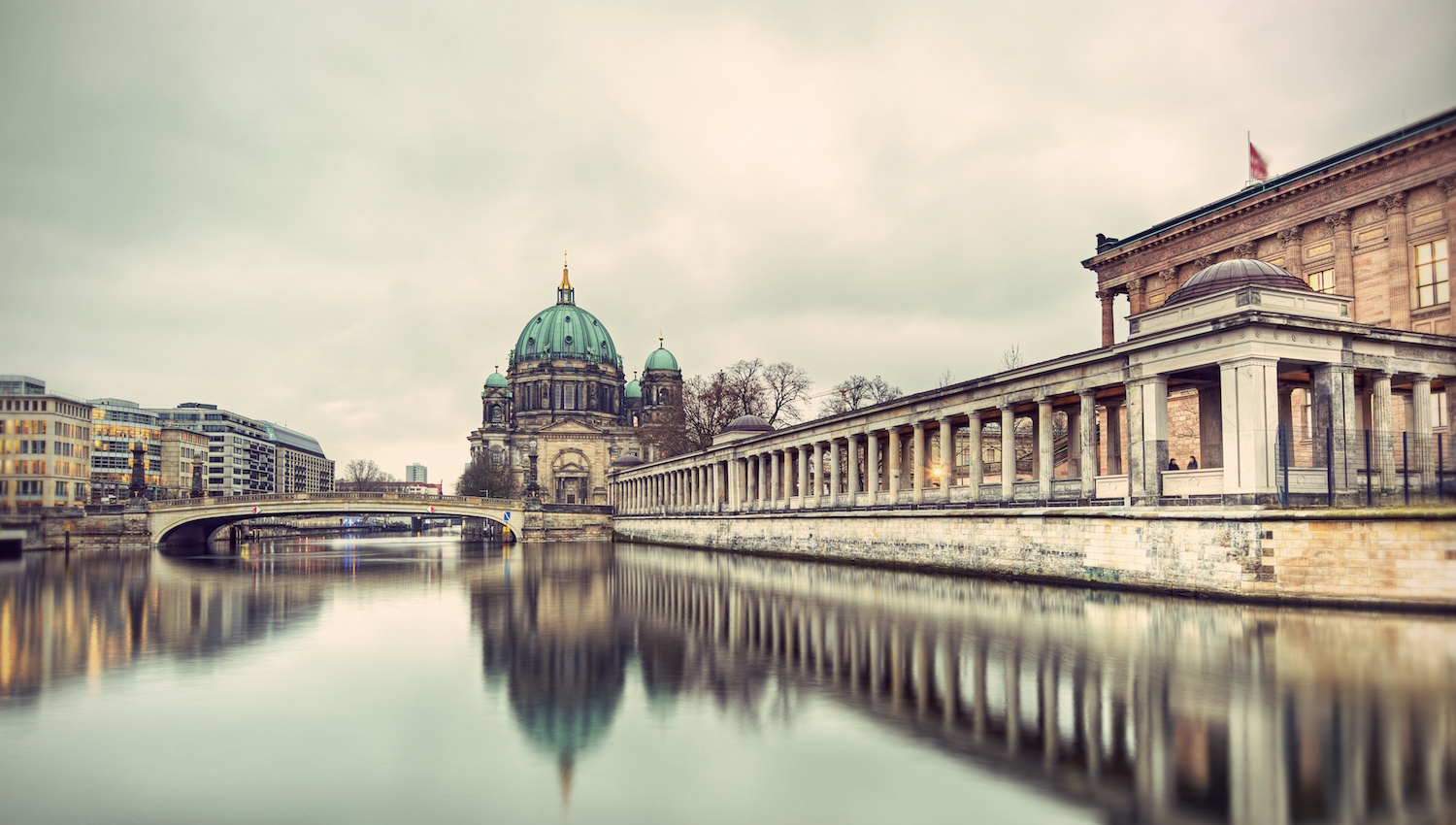 1745: The Original Berlin Cathedral Church