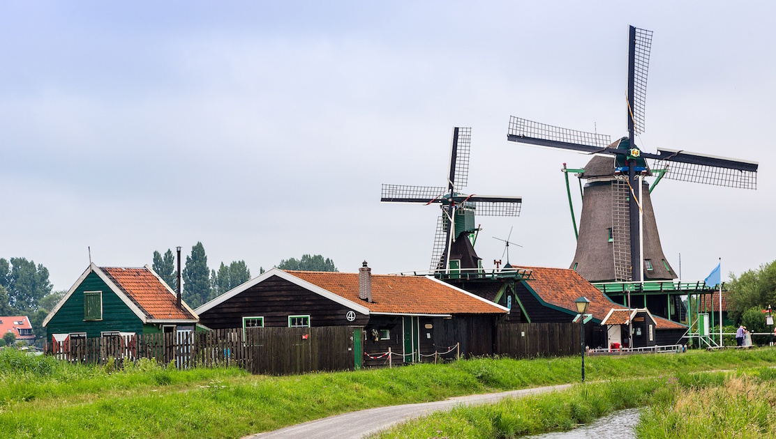 Zaanse Schans/Hague/Windmills day trip