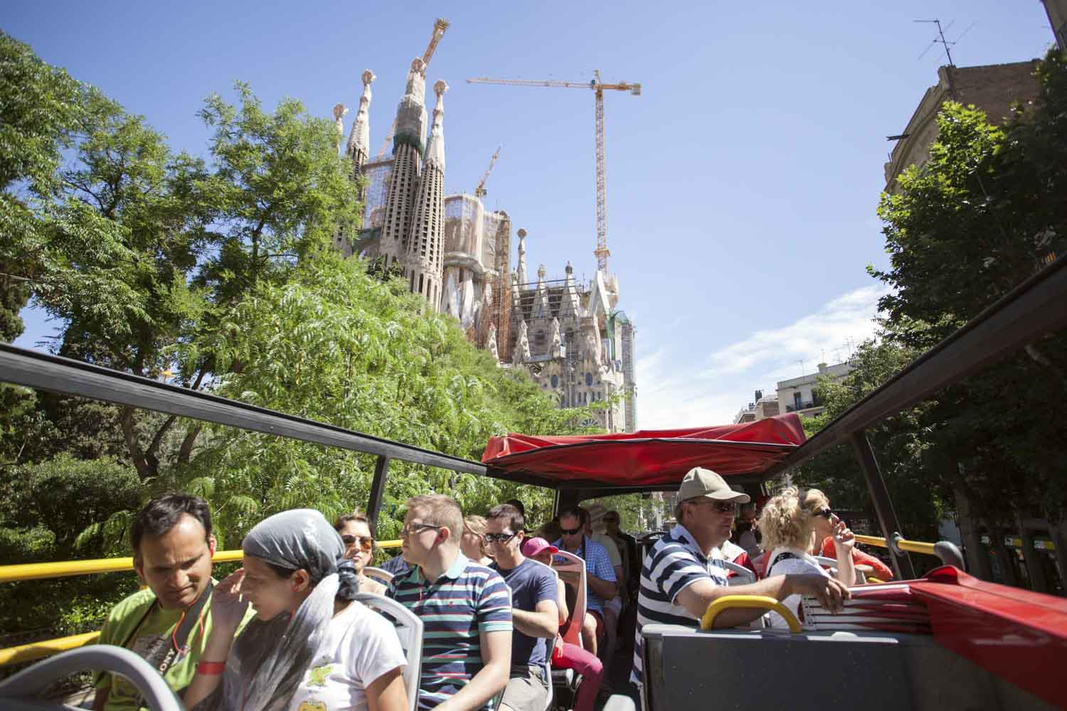 Learn some history of Barcelona as you visit!