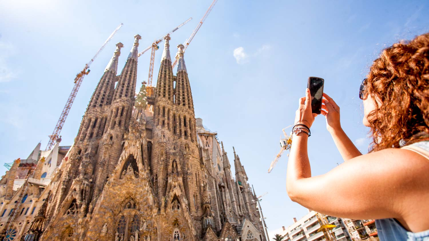 Sagrada Familia  Book Tickets  Tours  GetYourGuide