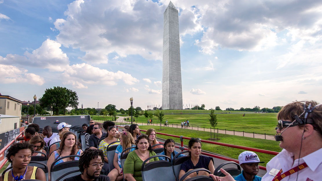 Le Washington Monument