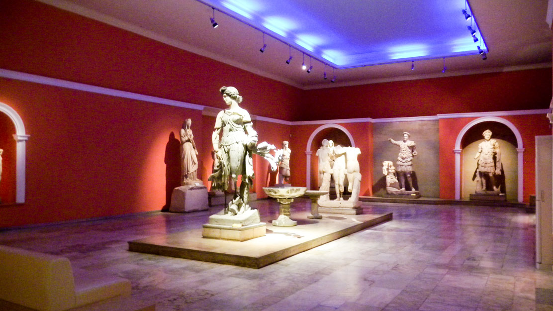 Antalya Archaeological Museum