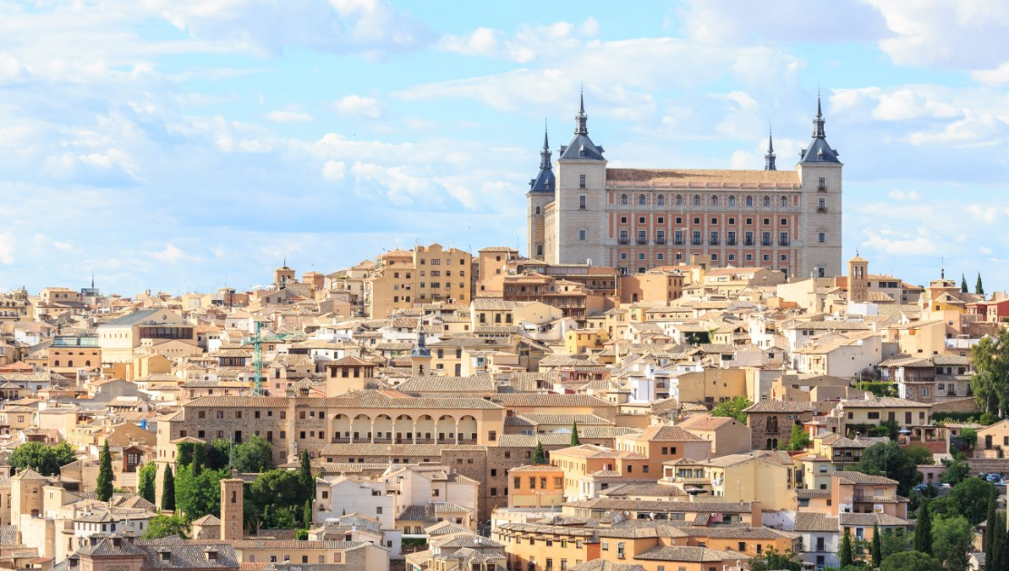 Things to do in Toledo Spain Tours Sightseeing GetYourGuidecom