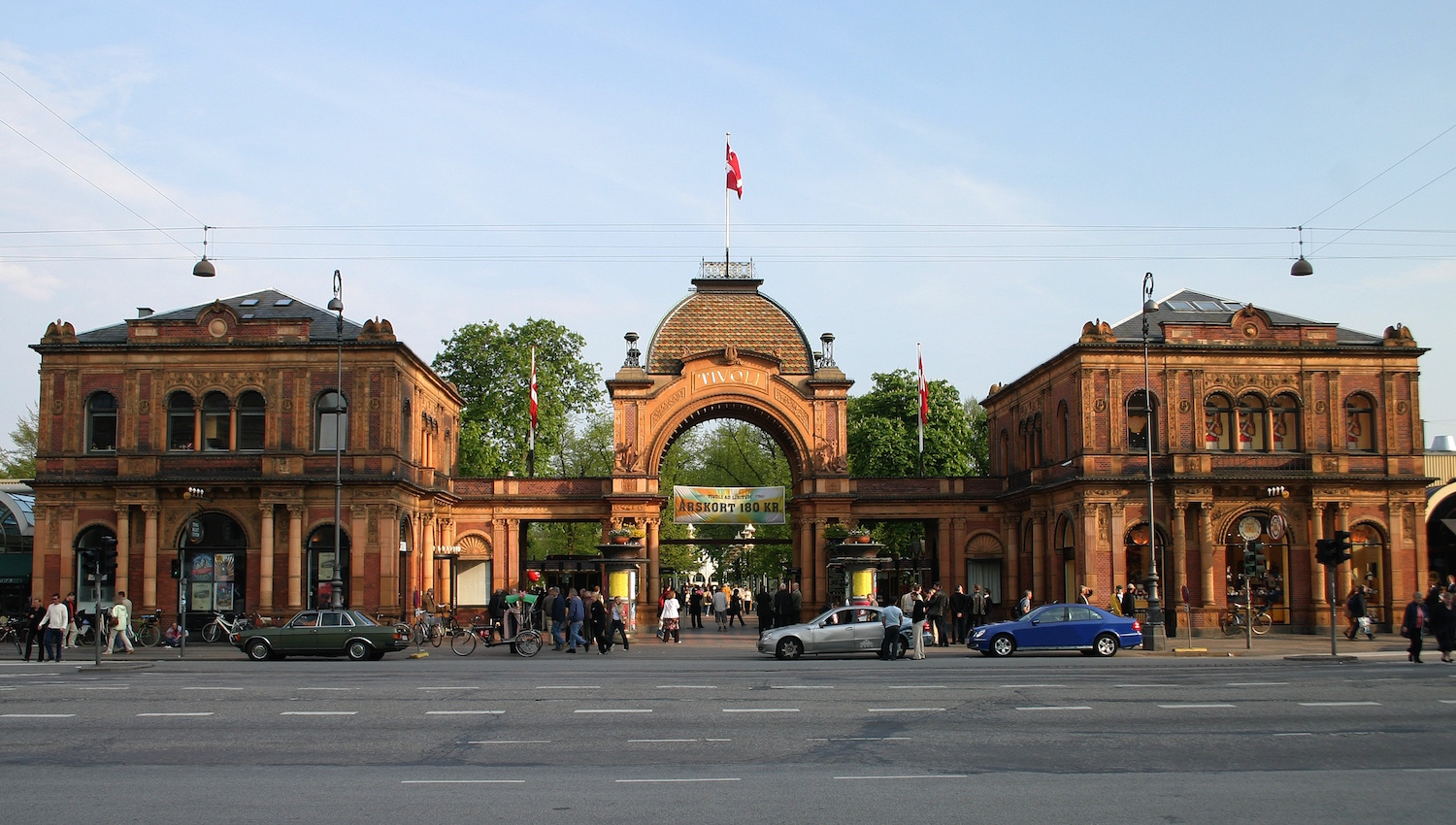 Home Entrance Tivoli Gardens Copenhagen Book Tickets Amp Tours