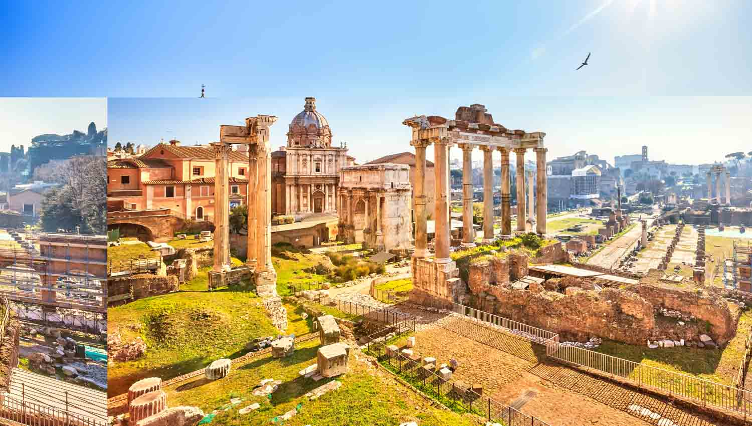 rome visites 224 pied getyourguide