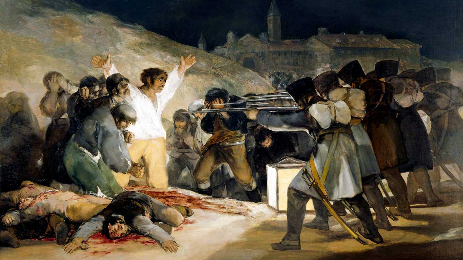 The Third of May 1808, Francisco Goya