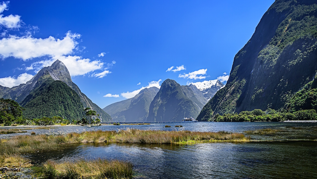 Le parc national de Fiordland