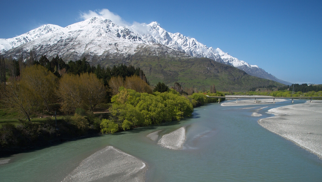 Fiume Shotover