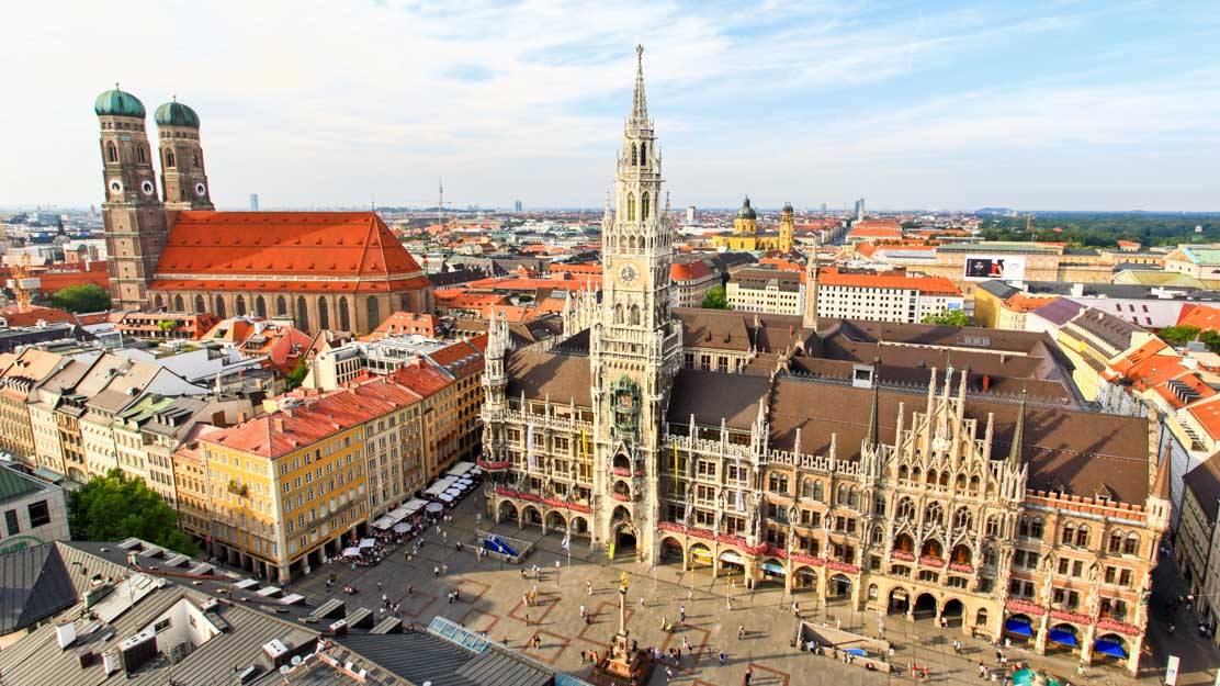 Munich Germany Sightseeing Tours