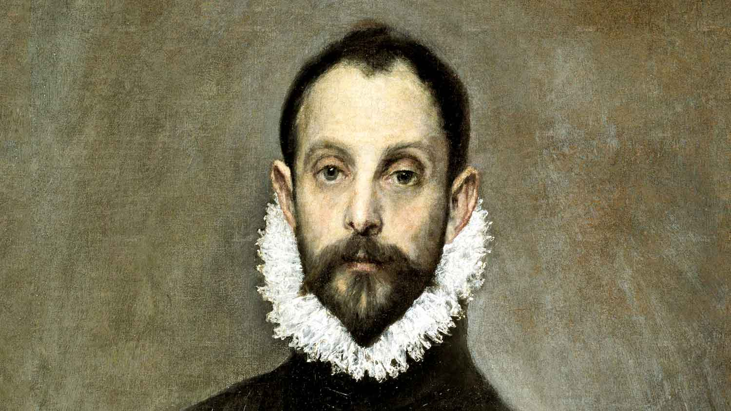 The Nobleman with His Hand on His Chest, El Greco