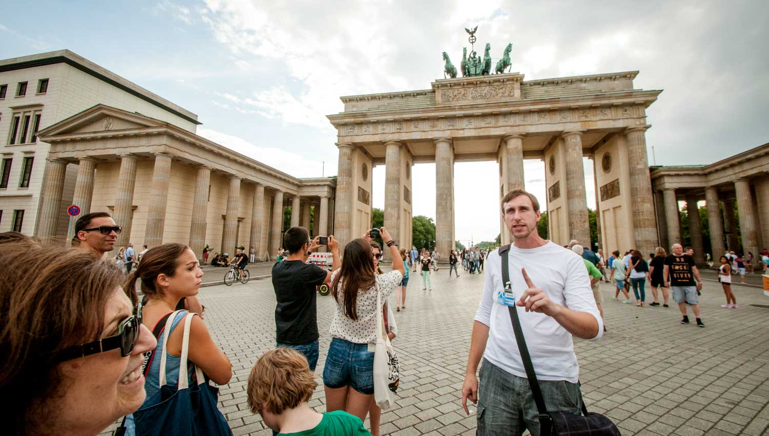 Learn about historic landmarks of Berlin