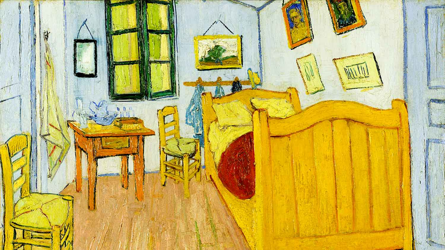 The Bedroom 1888