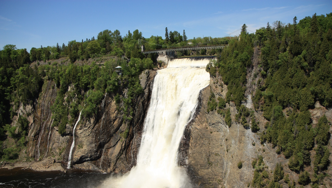 Cascate di Montmorency