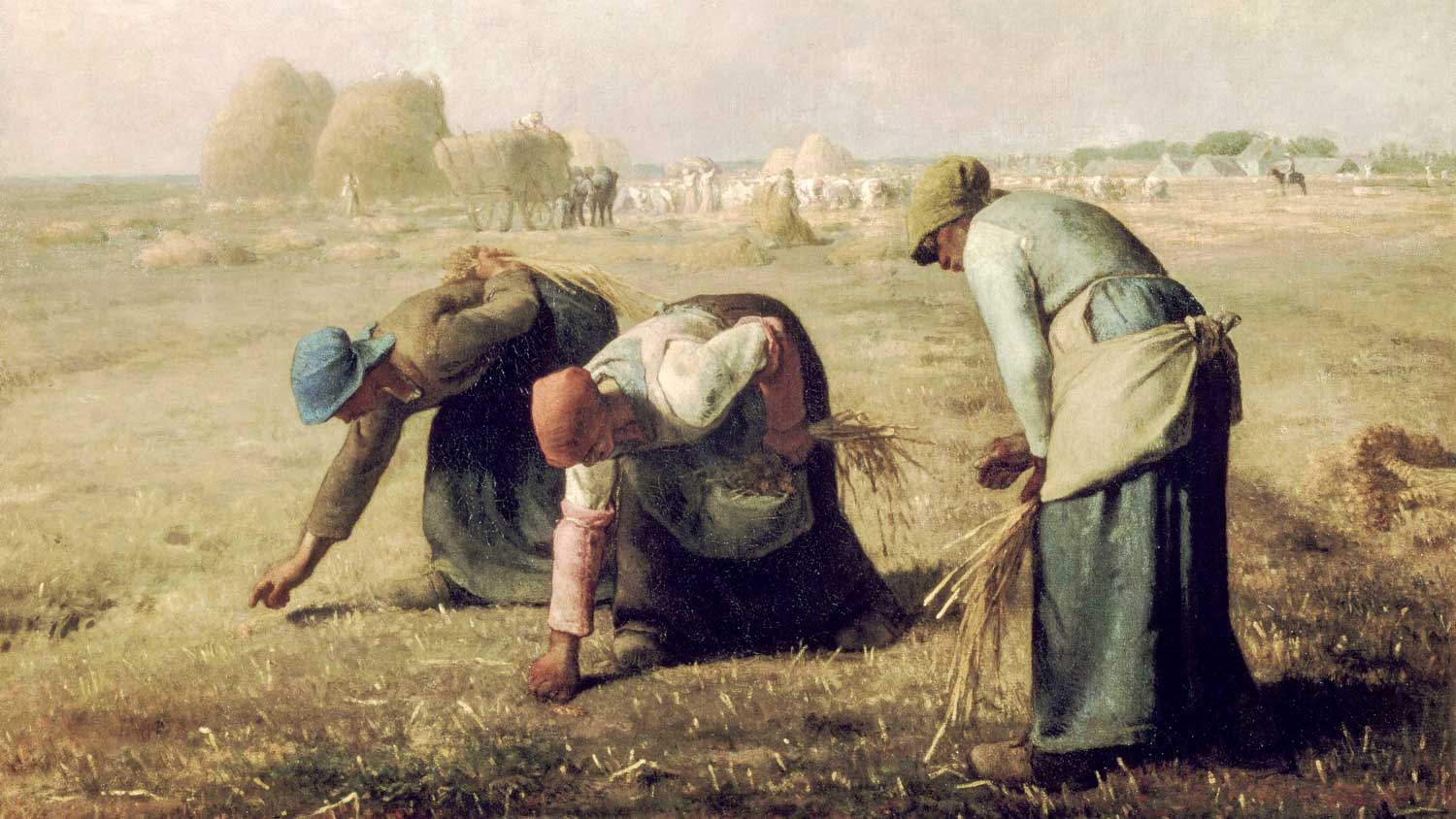 The Gleaners (1857)