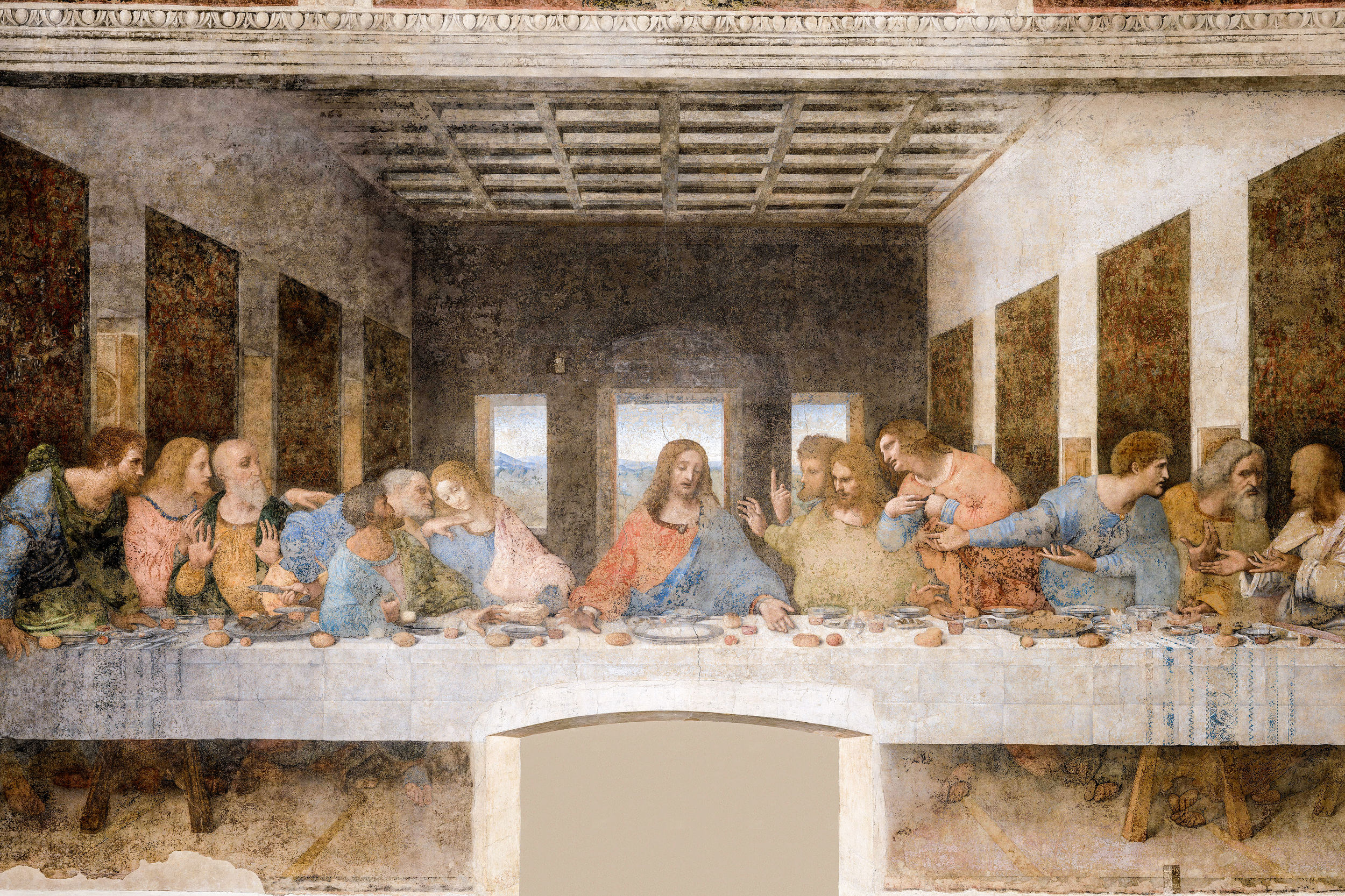 Famous chefs say what they would have for their own Last Suppers