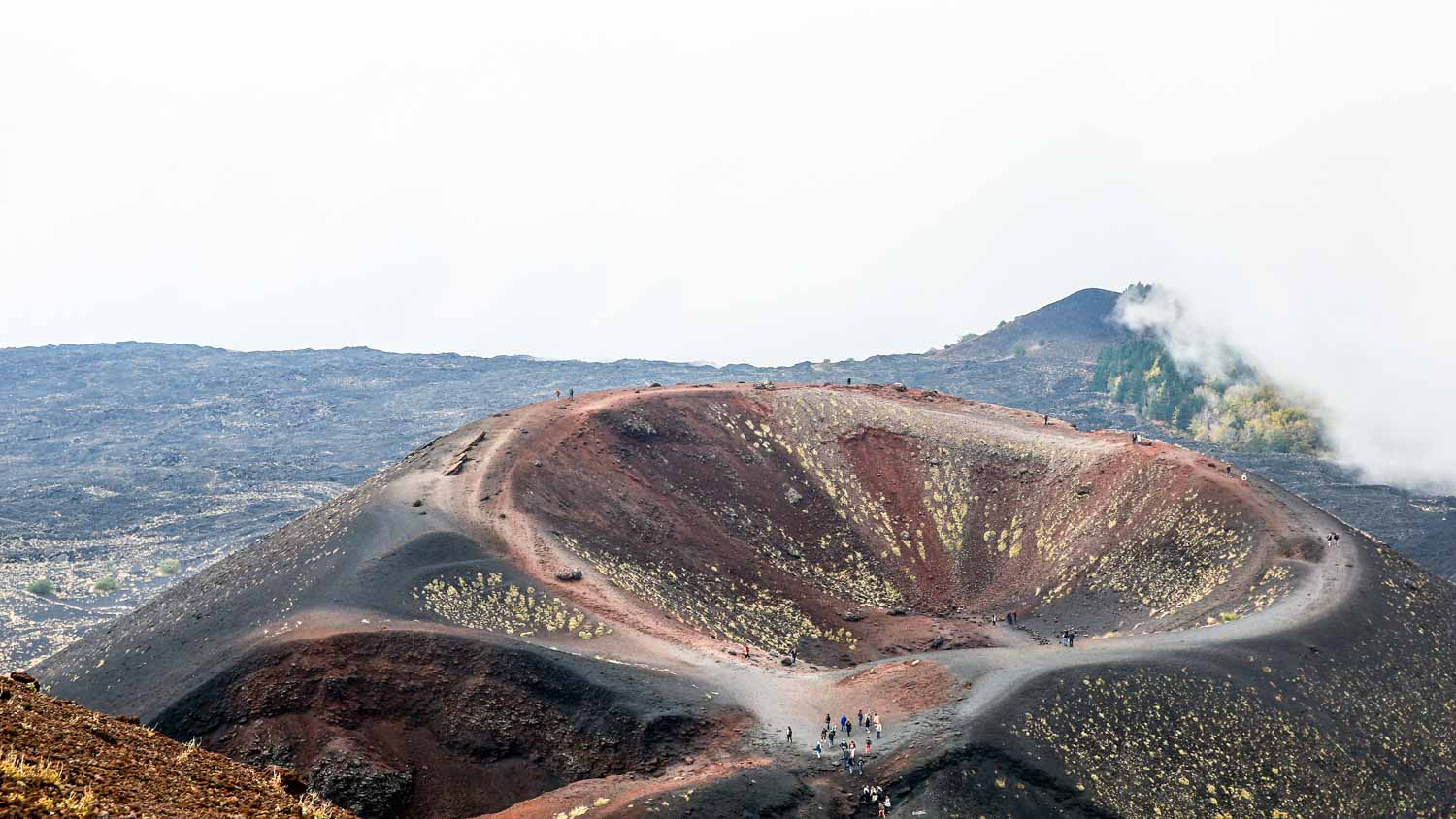 Those Things Mount Etna Book Tickets Amp Tours Getyourguide Com