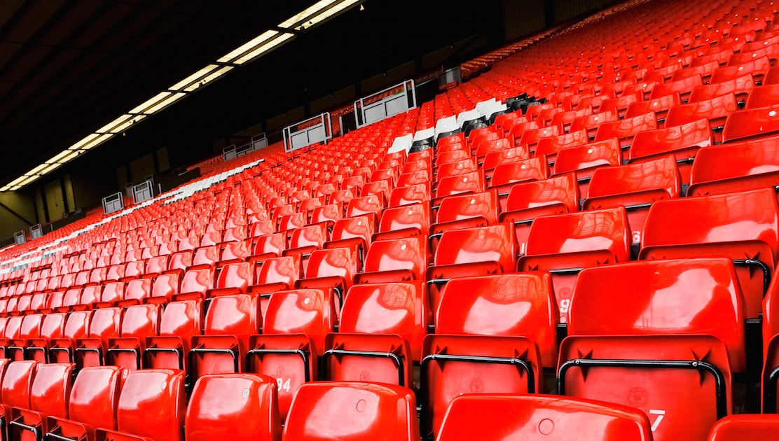 Le stade d'Anfield