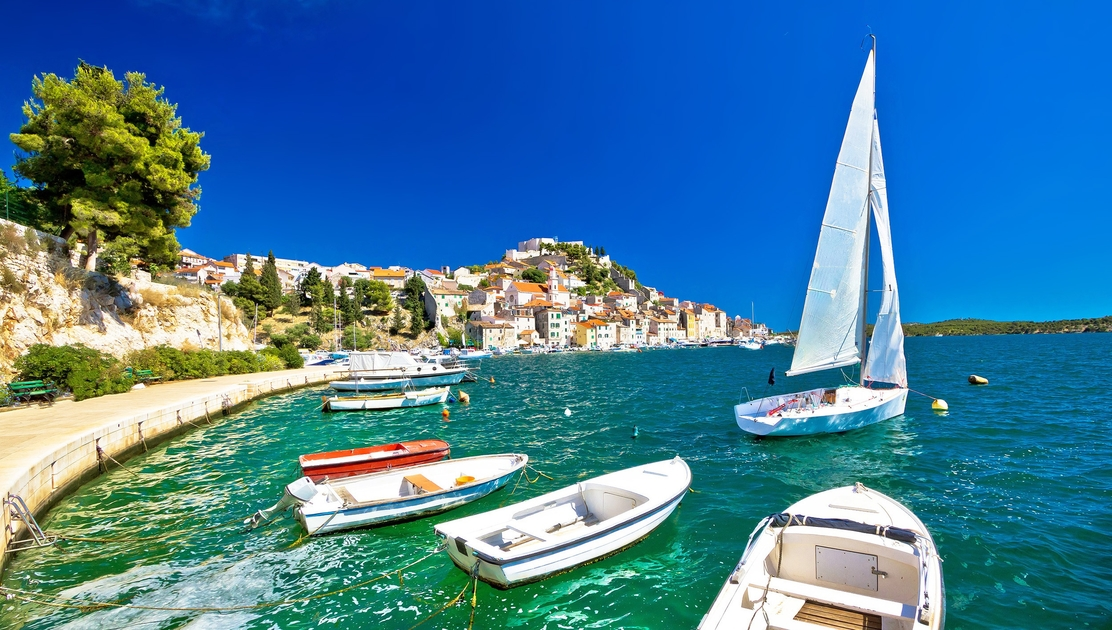 Split to Dubrovnik Sailing Trip