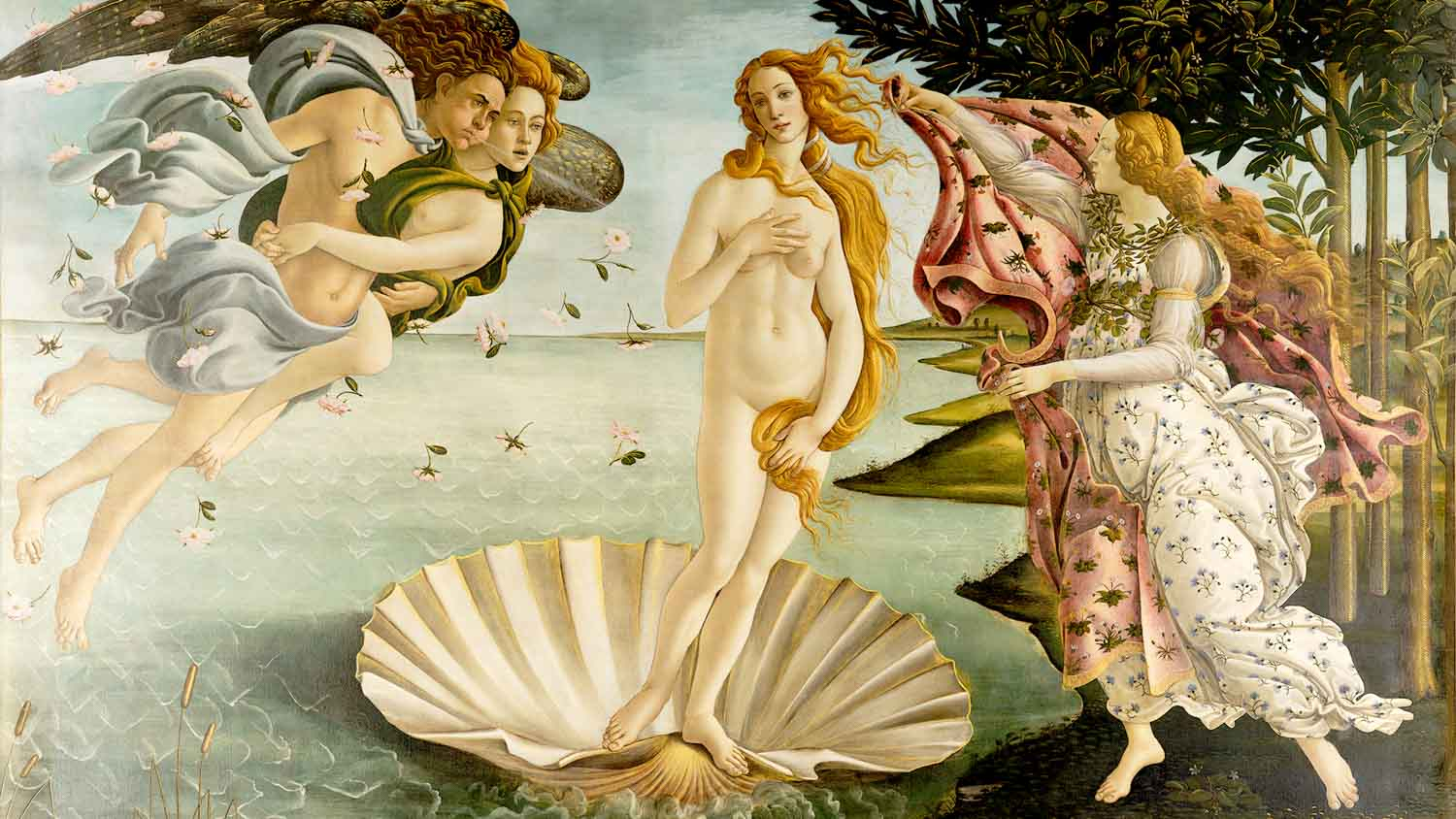 Birth of Venus (Room 10)