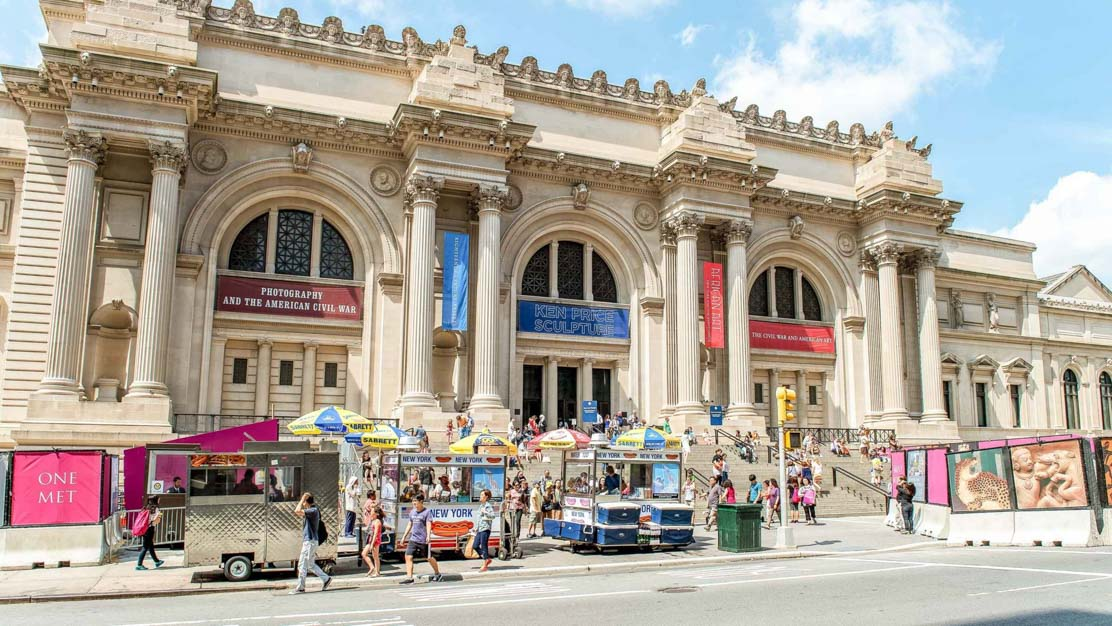 Things to do in nyc sightseeing activities in nyc for Metropolitan museum of art in new york