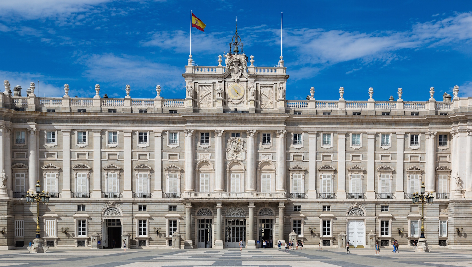 Royal Palace of Madrid facts: The beginning