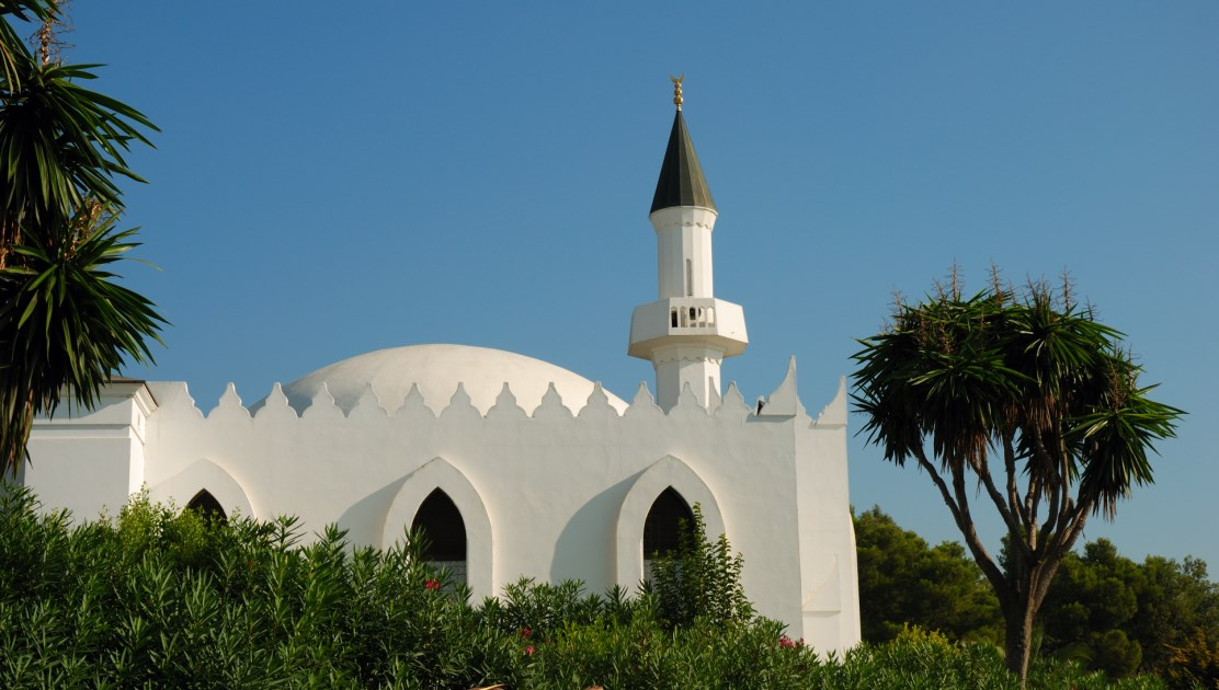 Image result for mosque marbella