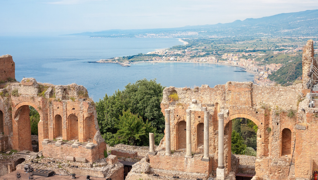 Ancient Theater of Taormina