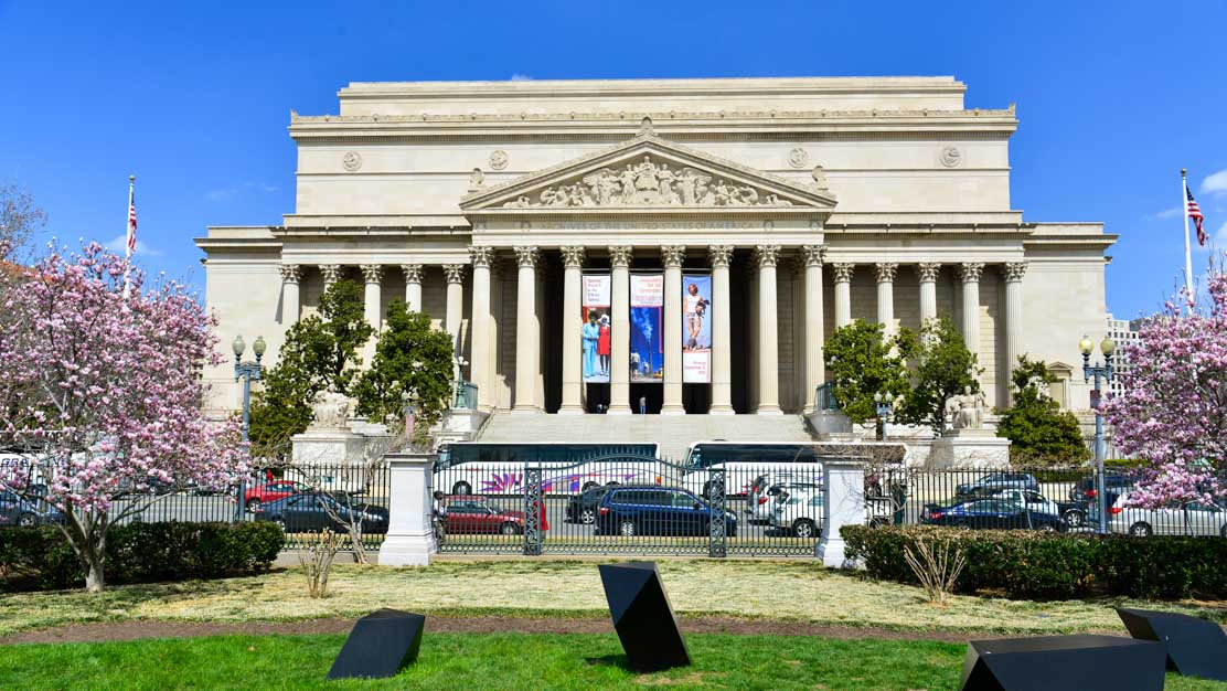 The US National Archives