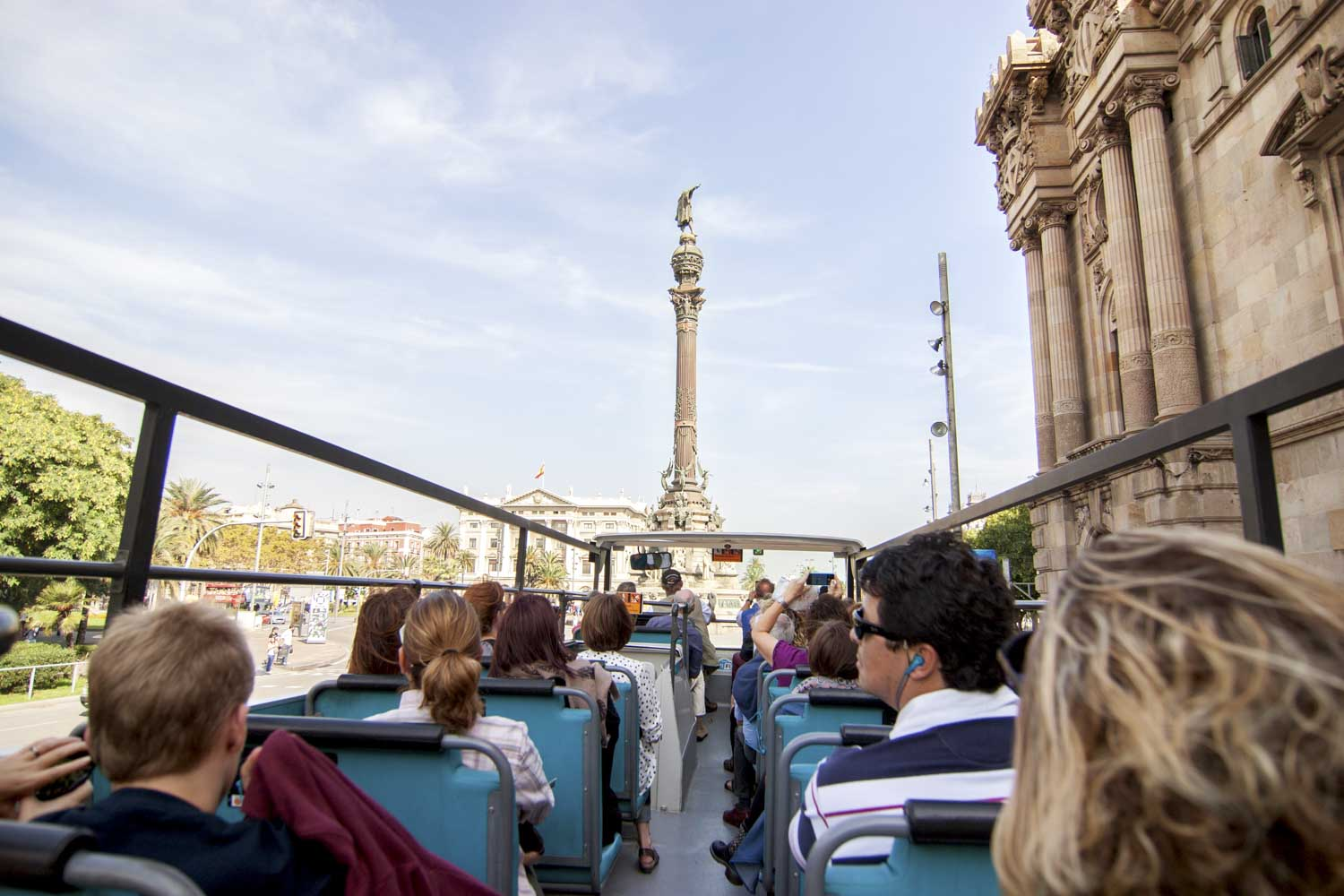 See all the sights in Barcelona at your own pace.
