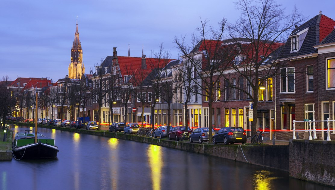 Cities to visit in Netherlands