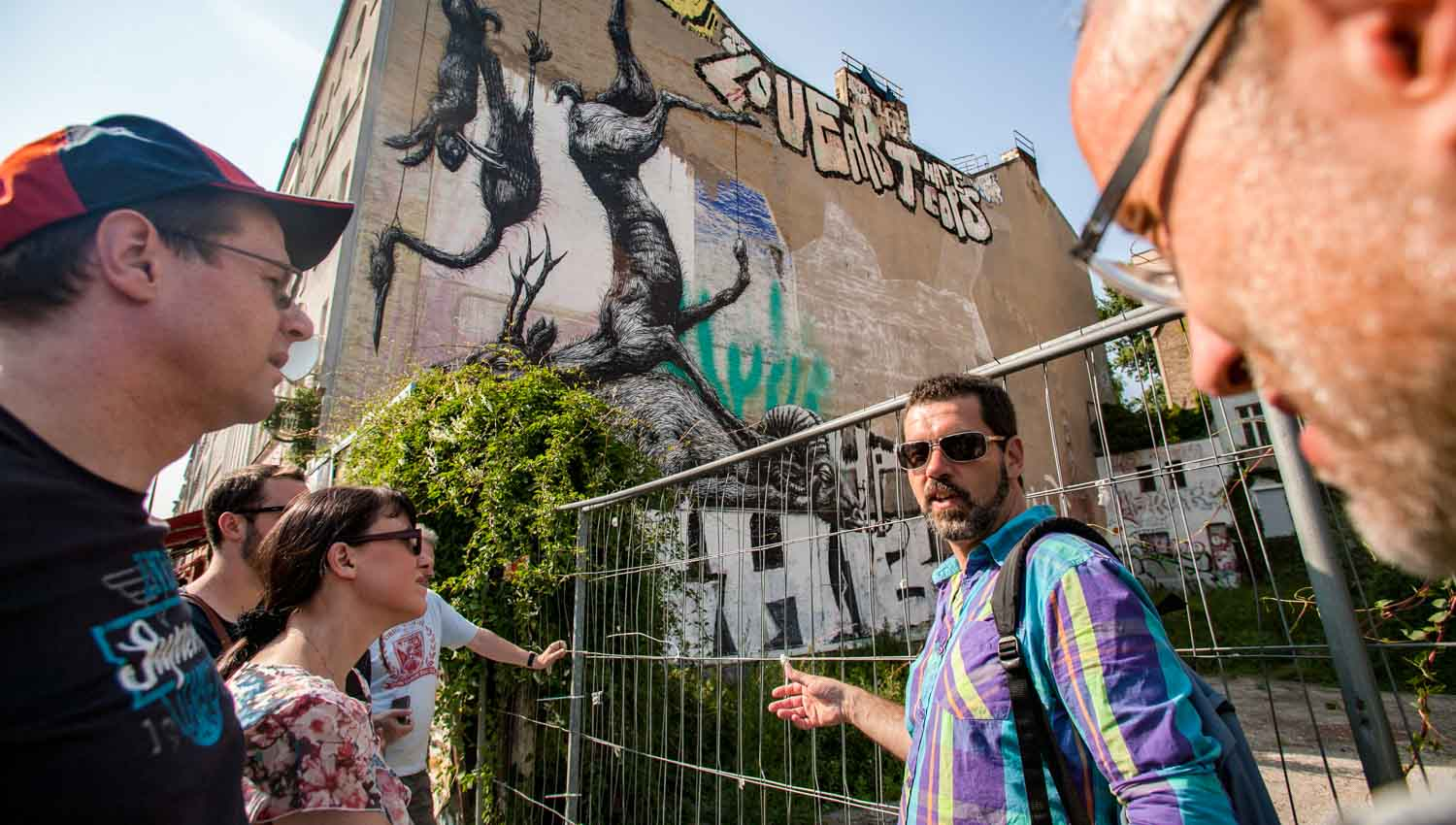 A cheap way to discover Berlin