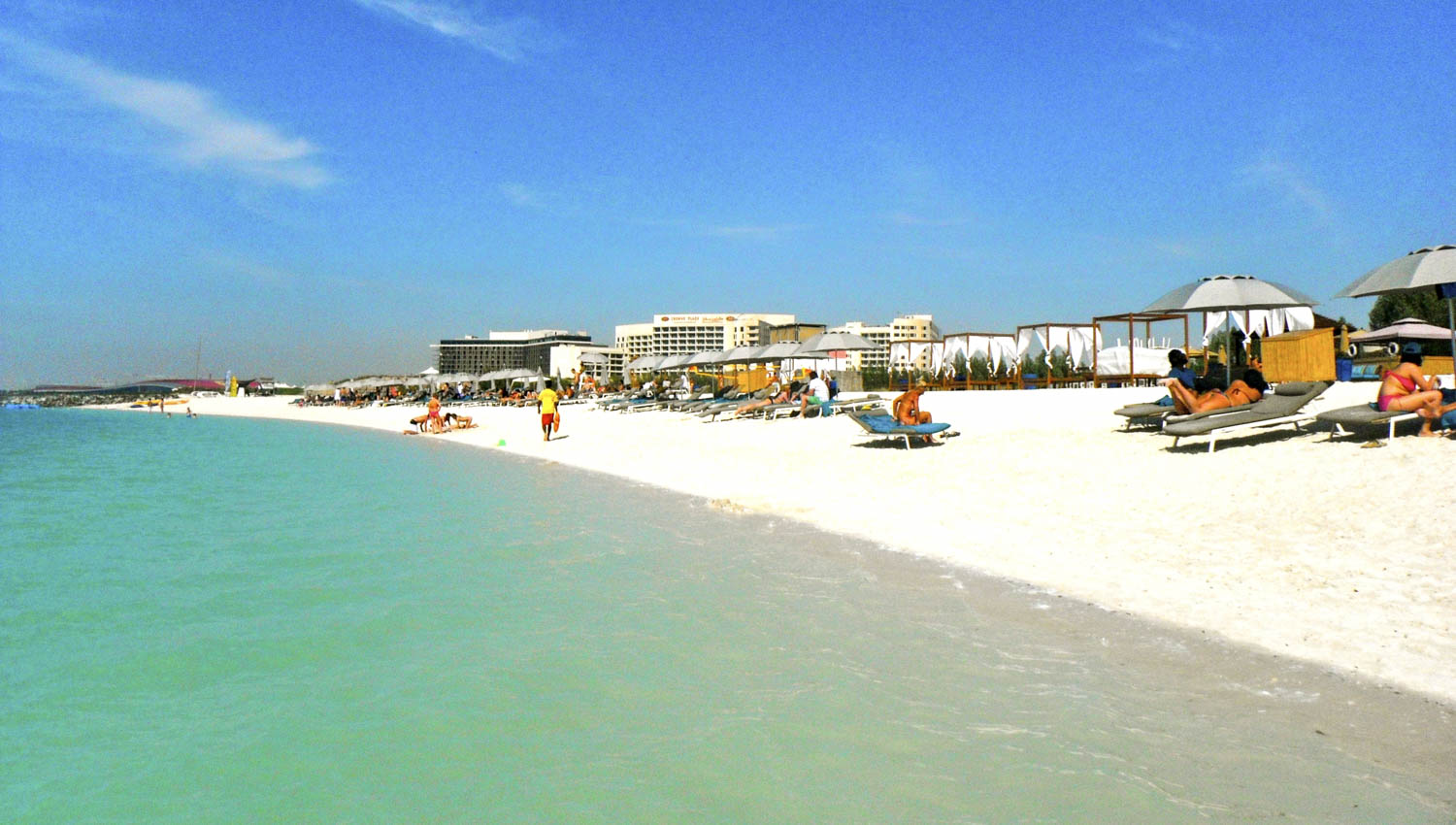 Hotels With Private Beach In Abu Dhabi
