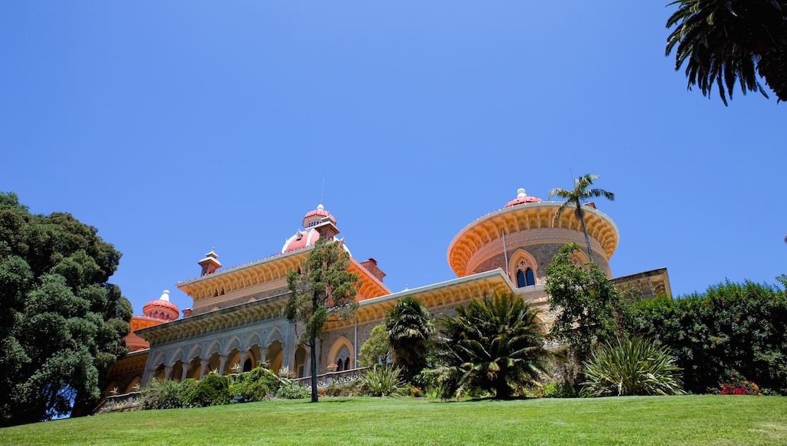 Le Palais de Monserrate