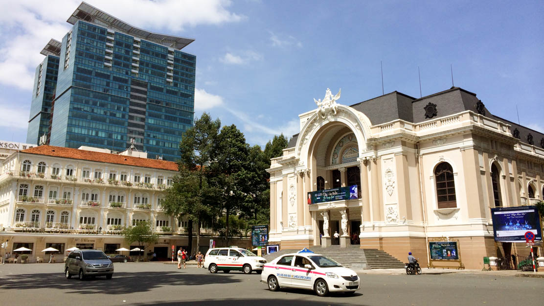 Saigon Opera House (Municipal Theatre)