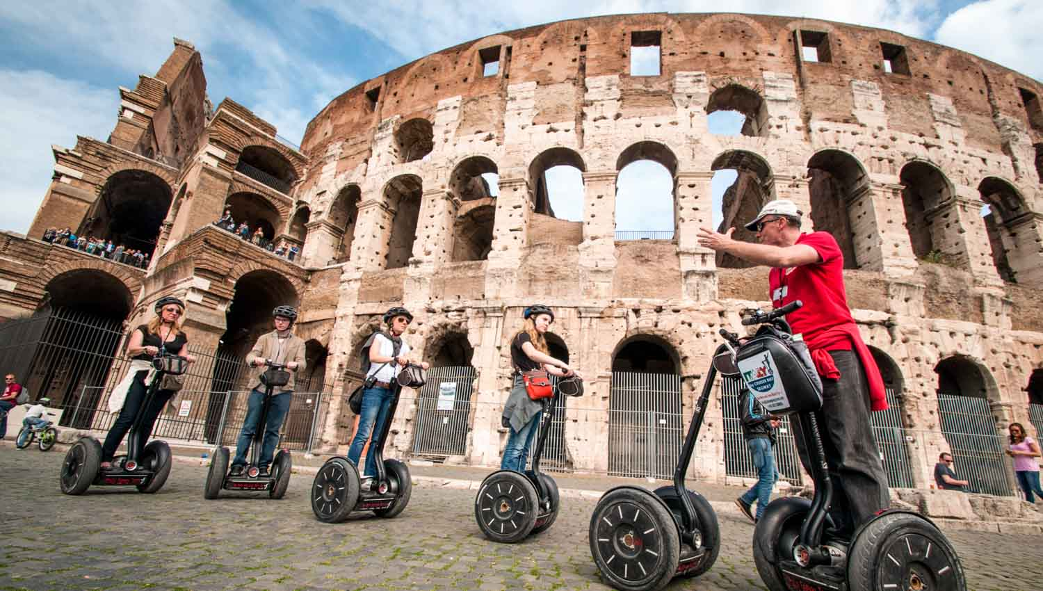 Rome segway tours getyourguide for Rome in rome
