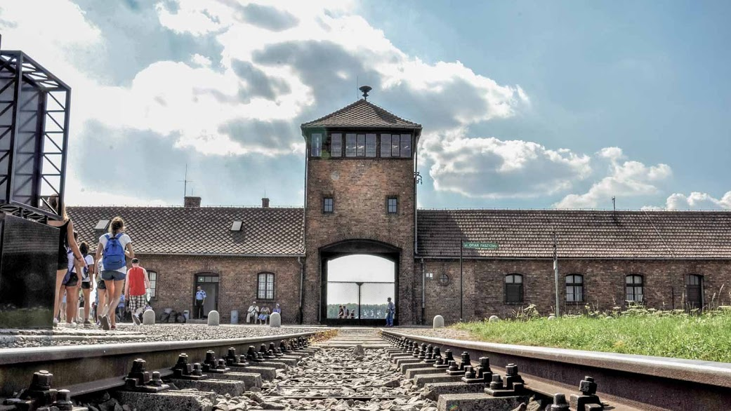 Auschwitz-Birkenau is just one camp in a complex
