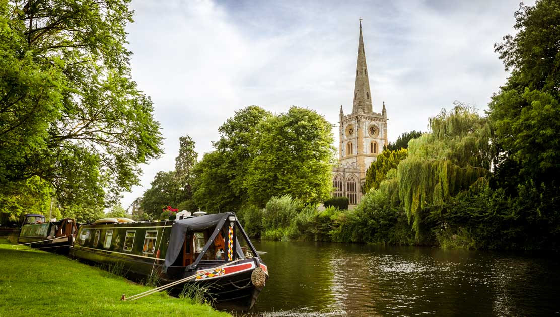 Stratford-upon-Avon Canal