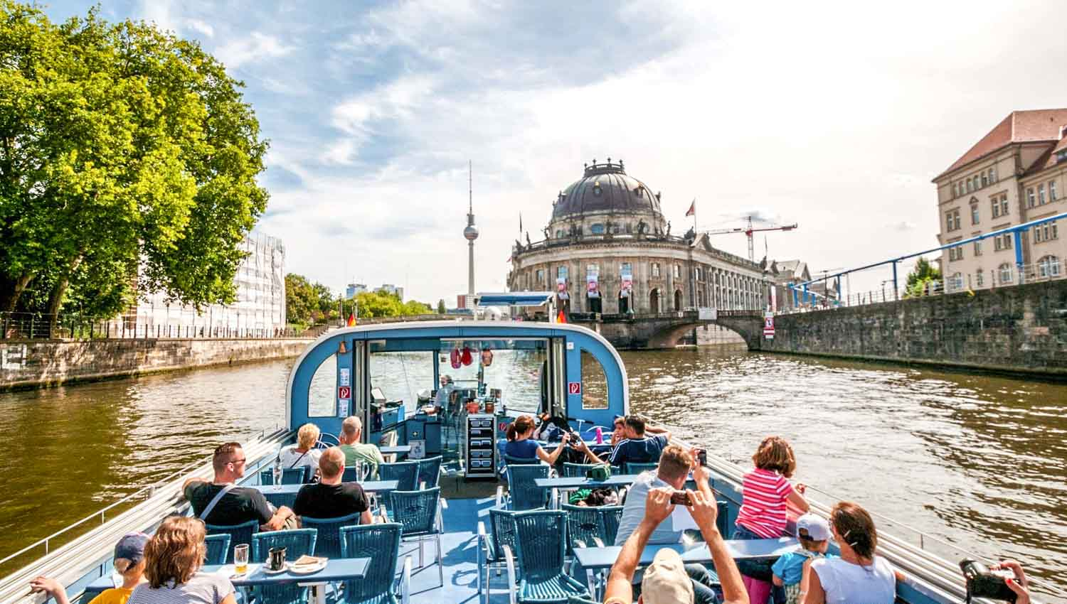 How To Get To Museum Island Berlin