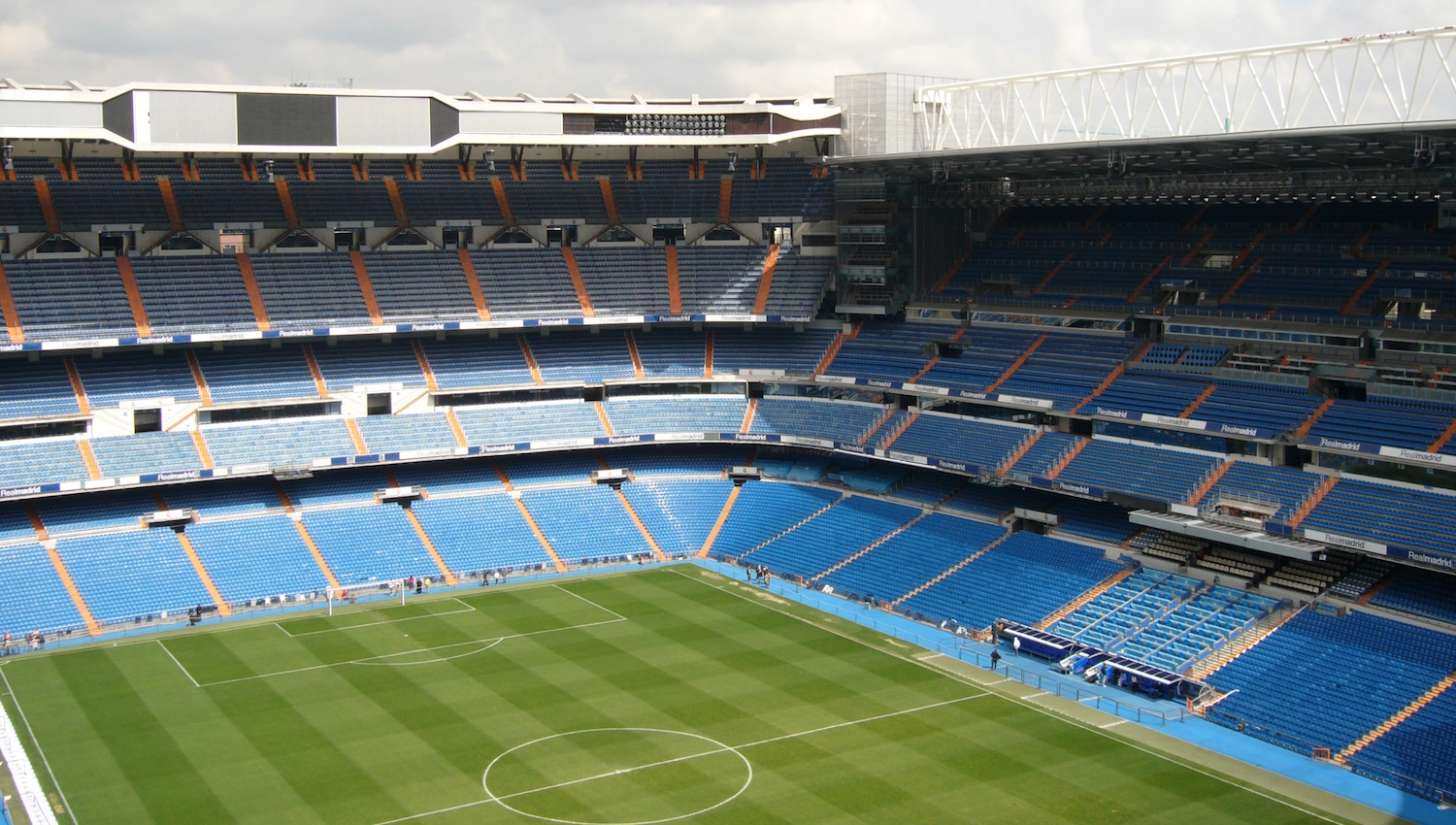 Santiago bernabeu stadium madrid book tickets tours for Puerta 38 santiago bernabeu