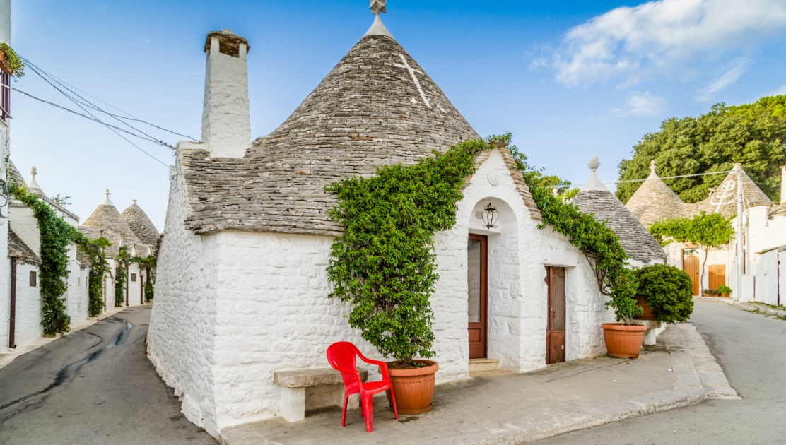 Look at the Trulli
