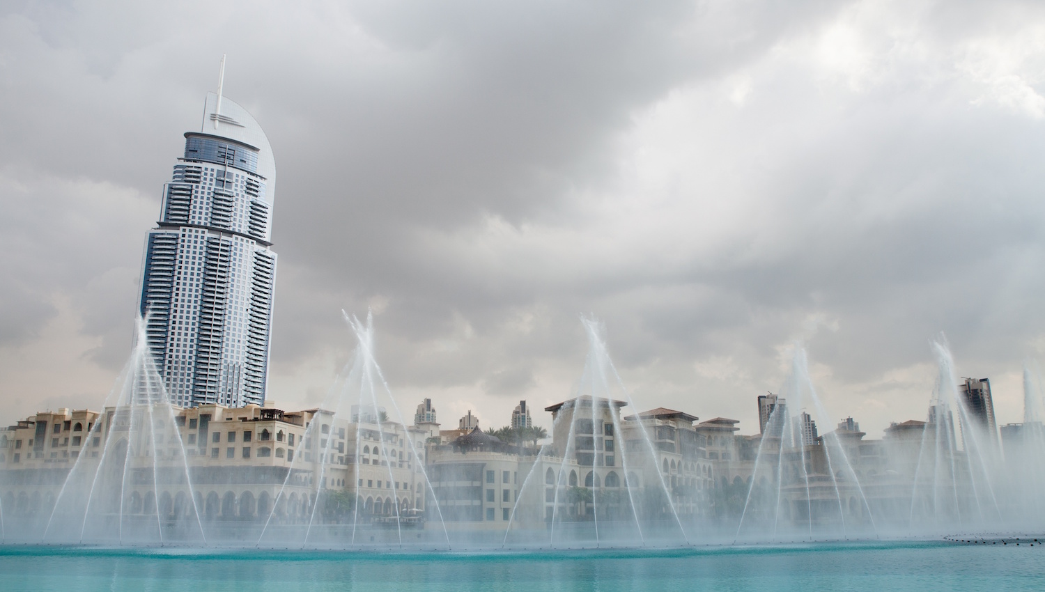 Dubai Fountain
