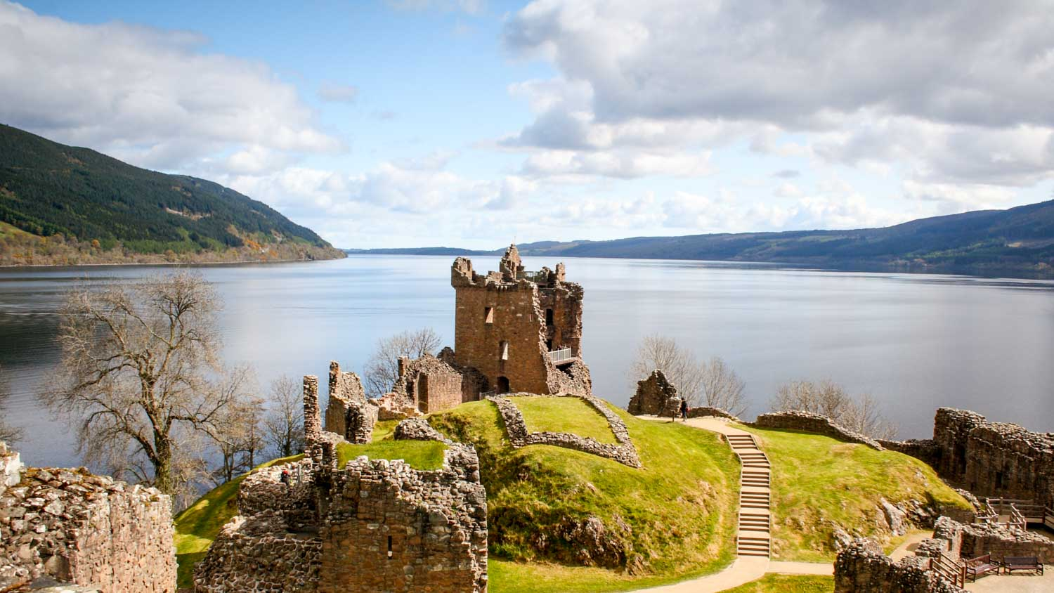 loch ness edinburgh tours tickets getyourguide. Black Bedroom Furniture Sets. Home Design Ideas