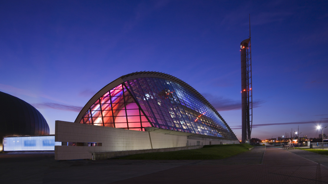 Le Glasgow Science Center