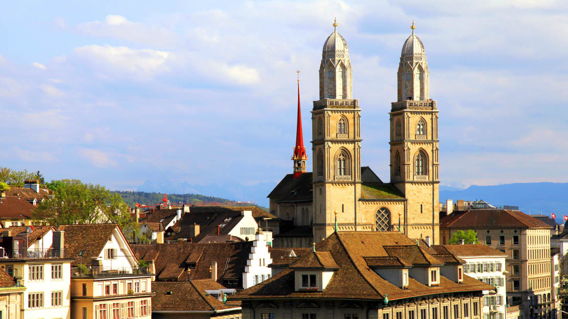 La Grossmünster