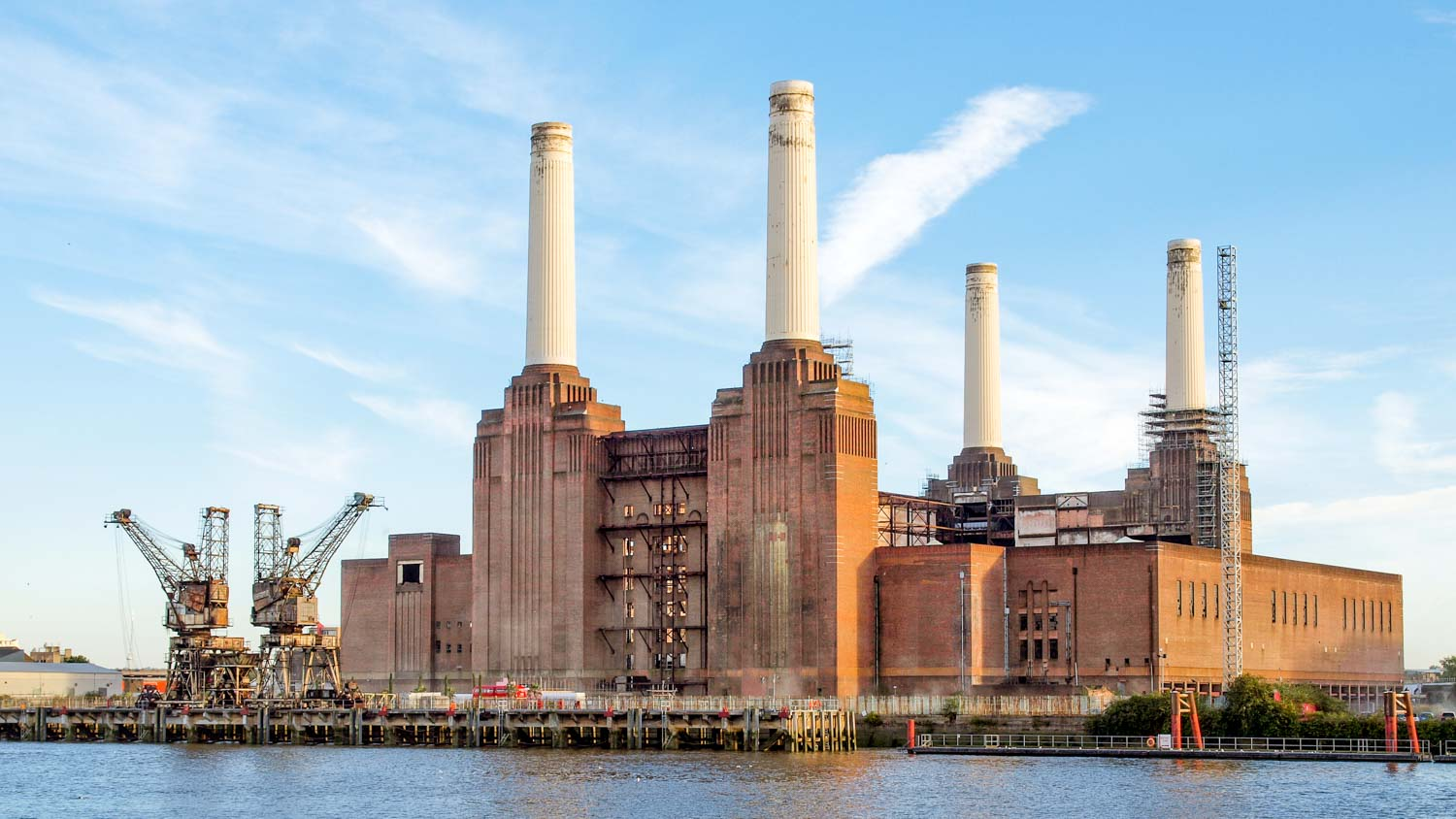 La Battersea Power Station