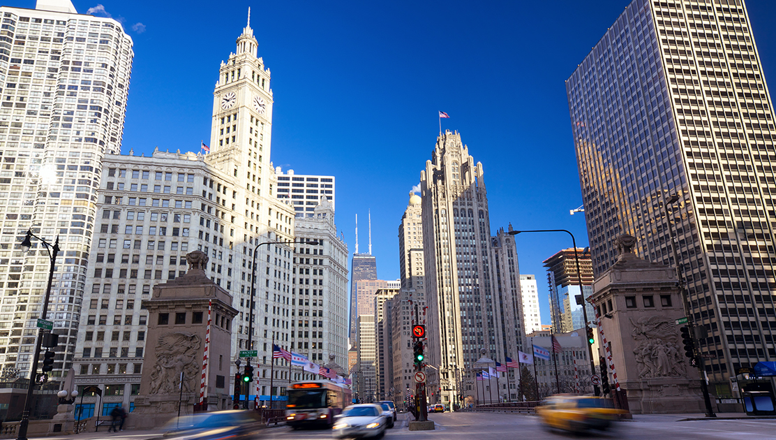 Chicagos Magnificent Mile