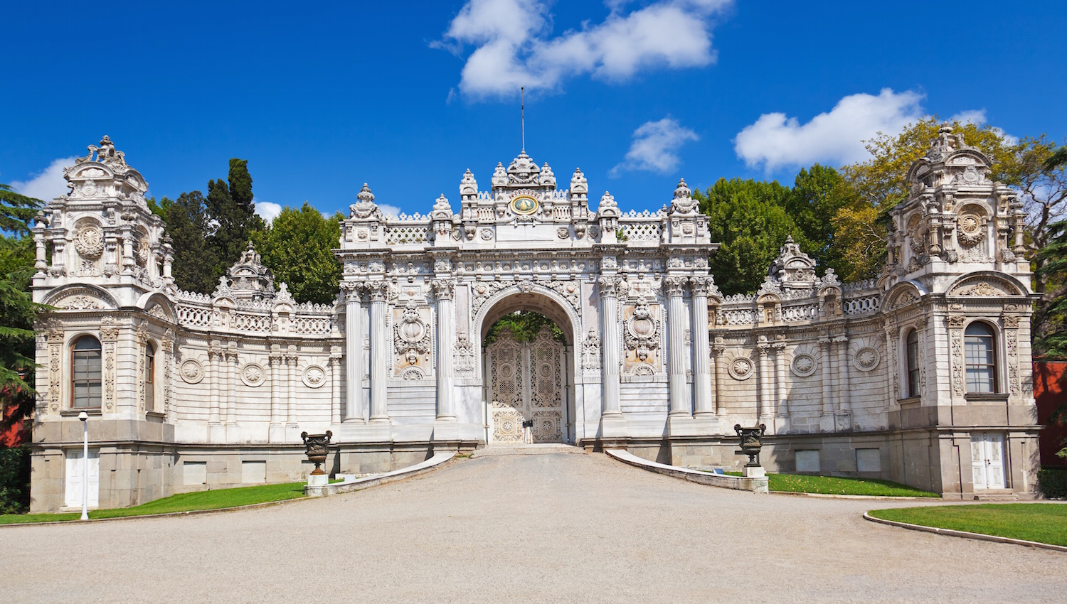 Dolmabahce Palace Istanbul - Book Tickets & Tours ...