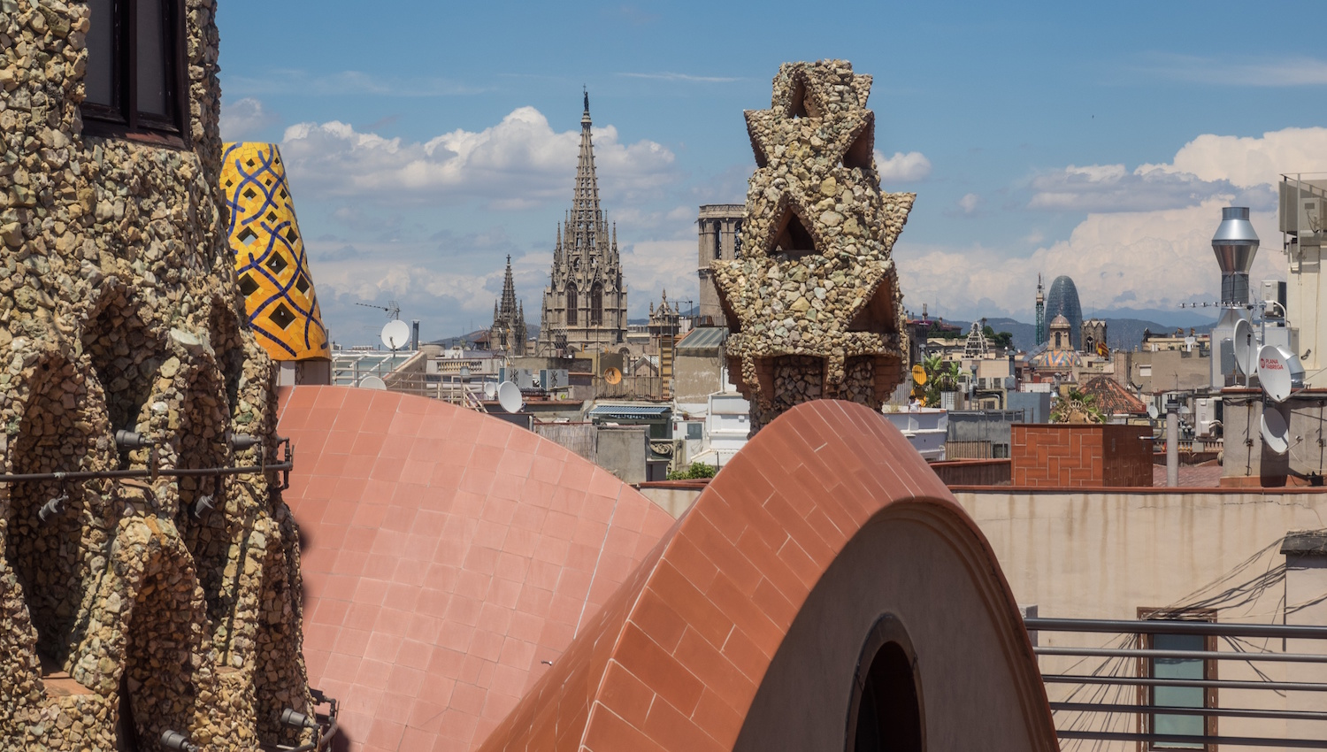 Guell Palace Barcelona - Book Tickets & Tours  GetYourGuide.com