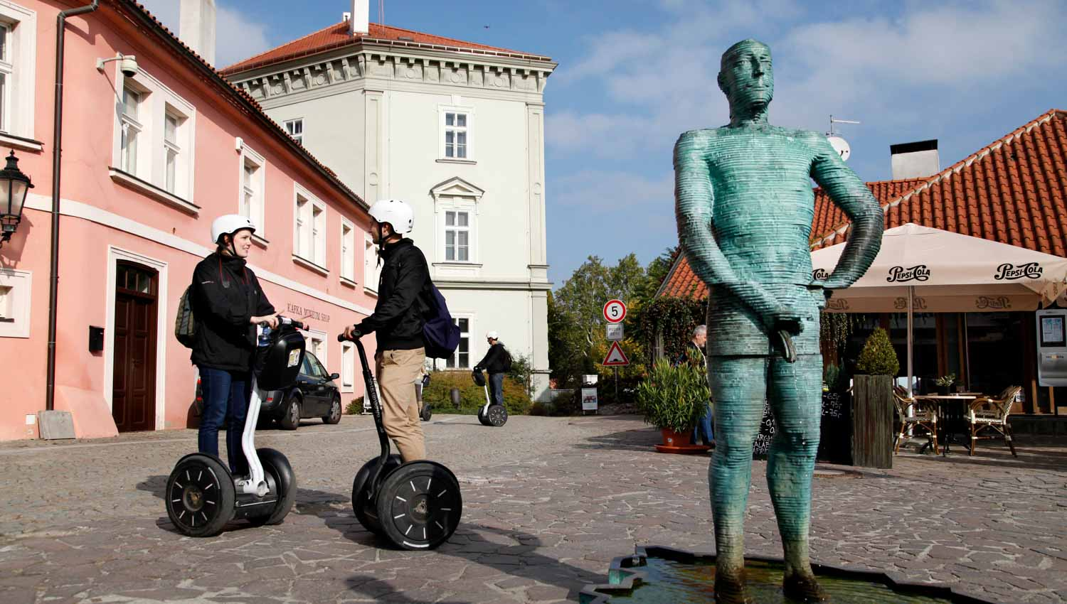 Tours offer excellent Segway Safety Training